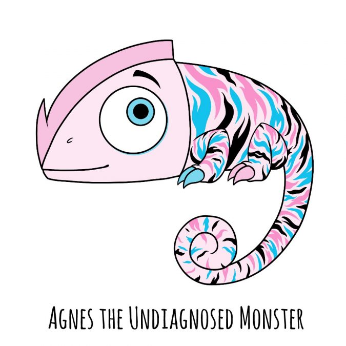 Agnes the undiagnosed monster