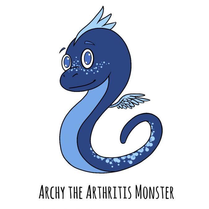 Archy the Arthritis Monster